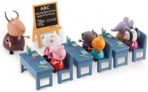 Juguetes y cuentos de Peppa Pig | Set de figuras Peppa Pig. La clase | A partir de 3 años
