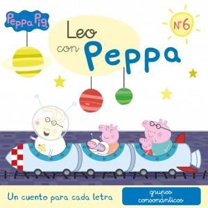 Juguetes y cuentos de Peppa Pig | Un cuento para cada letra: Grupos consonánticos | A partir de 4 años | 48 páginas