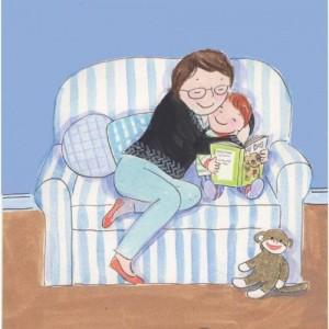 Cómo mejorar la comprensión lectora en niños de primaria | Un momento mágico: la hora del cuento | Ilustración de Shelley Dieterichs