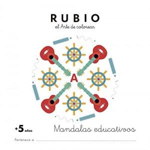 Mandalas para niños | Mandala educativo | A partir de 5 años