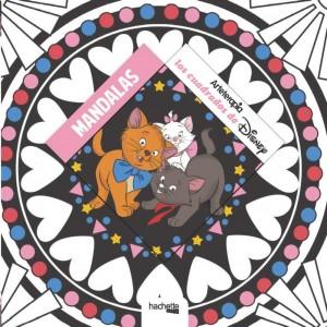 Mandalas para niños | Arteterapia. Los cuadrados de Disney. Mandalas