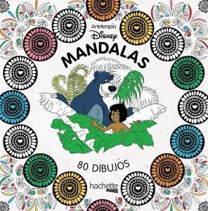 Mandalas para niños | Arteterapia. Mandalas Disney | A partir de 7 años