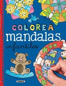 Mandalas para niños | Colorea mandalas infantiles | A partir de 6 años