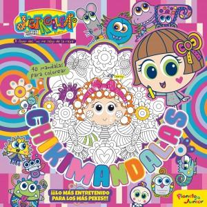 Mandalas para niños | Distroller. Chikimandalas | A partir de 6 años