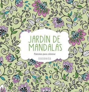 Libros de mandalas para adultos | Jardín de mandalas