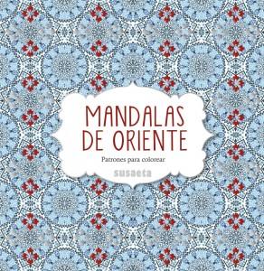 Libros de mandalas para adultos | Mandalas de Oriente