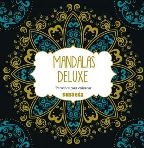 Libros de mandalas para adultos | Mandalas deluxe