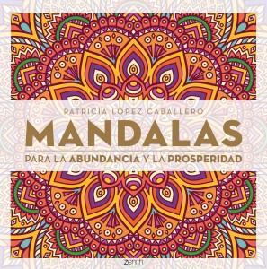 Libros de mandalas para adultos | Mandalas para la abudancia y la prosperidad