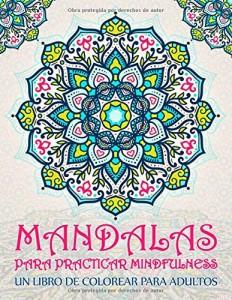 Libros de mandalas para adultos | Mandalas para practicar mindfulness