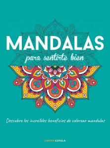 Libros de mandalas para adultos | Mandalas para sentirte bien