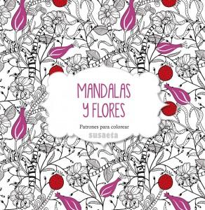 Libros de mandalas para adultos | Mandalas y flores