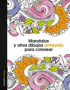 Libros de mandalas para adultos | Mandalas y otros dibujos antiestrés para colorear