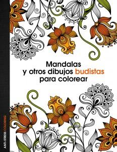 Libros de mandalas para adultos | Mandalas y otros dibujos budistas para colorear