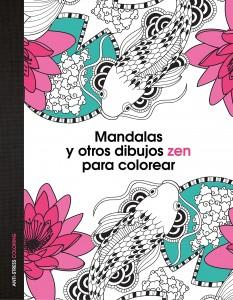 Libros de mandalas para adultos | Mandalas y otros dibujos zen para colorear