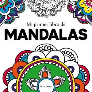 Mandalas para niños | Mi primer libro de mandalas | A partir de 5 años