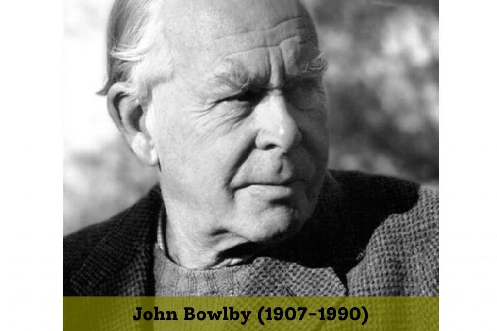 La teoría del apego de John Bowlby