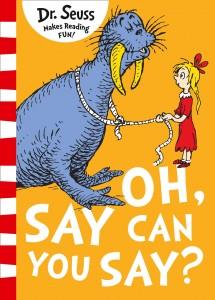 Memoria de trabajo u operativa | Libros infantiles de trabalenguas | Oh, say can you say? | A partir de 7 años | 56 páginas