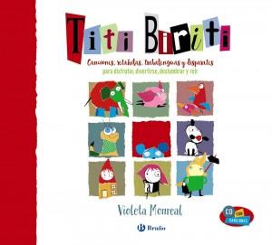 Memoria de trabajo u operativa | Libros infantiles de trabalenguas | Titi Biriti | A partir de 3 años | 96 páginas