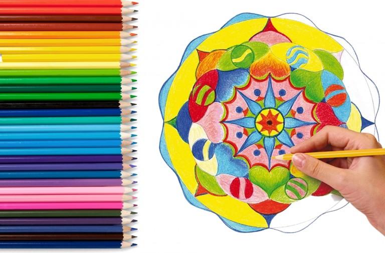 mandalas para niños pdf para imprimir colorear