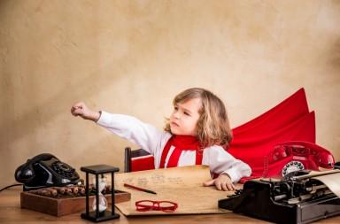 Las funciones ejecutivas en niños