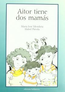 'Mi familia', cuento para niños | Aitor tiene dos mamas | A partir de 5 años