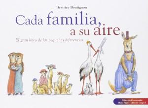 'Mi familia', cuento para niños | Cada familia, a su aire | A partir de 5 años