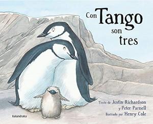 'Mi familia', cuento para niños | Con tango son tres | A partir de 4 años