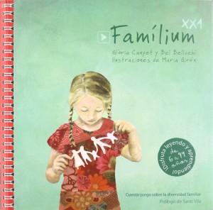 'Mi familia', cuento para niños | Familium XXI