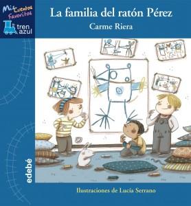'Mi familia', cuento para niños | La familia del ratón Pérez | A partir de 3 años