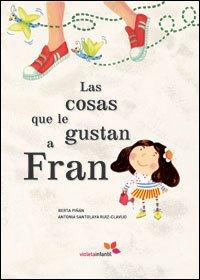 'Mi familia', cuento para niños | Las cosas que le gustan a Fran | A partir de 3 años