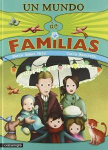 'Mi familia', cuento para niños | Un mundo de familias | A partir de 5 años