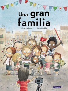 'Mi familia', cuento para niños | Una gran familia | A partir de 4 años