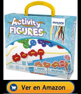 Motricidad fina | Actividades, juegos y juguetes | Activity figures | A partir de 3 años