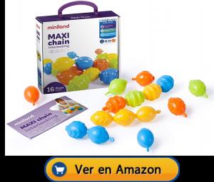 Motricidad fina | Actividades, juegos y juguetes | Maxichain | A partir de 18 meses