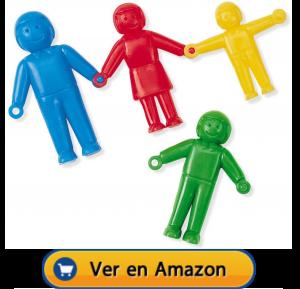 Motricidad fina | Actividades, juegos y juguetes | Figuras interconectables | A partir de 4 años