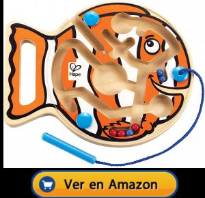 Motricidad fina | Actividades, juegos y juguetes | Juego pasabolas. Go-Fish-Go | A partir de 2 años