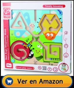 Motricidad fina | Actividades, juegos y juguetes | Laberinto magnético de insectos | A partir de 2 años