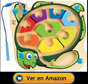 Motricidad fina | Actividades, juegos y juguetes | Laberinto magnético tortuga | A partir de 2 años