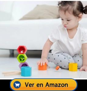 Motricidad fina | Actividades, juegos y juguetes | Abejas en la colmena | A partir de 3 años