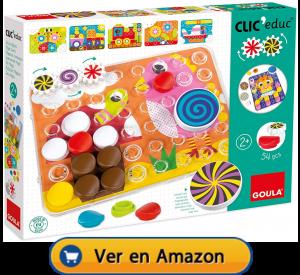 Motricidad fina | Actividades, juegos y juguetes | Clic educ giros mágicos | A partir de 2 años