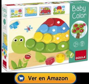 Motricidad fina | Actividades, juegos y juguetes | Baby color | A partir de 2 años