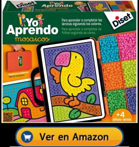 Motricidad fina | Actividades, juegos y juguetes | Yo aprendo mosaicos | A partir de 4 años