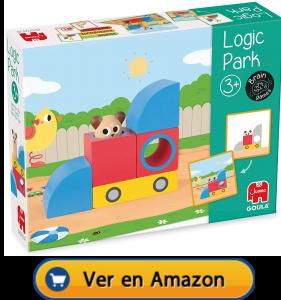 Motricidad fina | Actividades, juegos y juguetes | Logic Park | A partir de 3 años