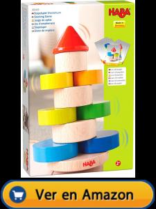 Motricidad fina | Actividades, juegos y juguetes | Torre tambaleante | A partir de 2 años