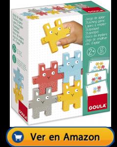 Motricidad fina | Actividades, juegos y juguetes | Juego de apilar | A partir de 2 años