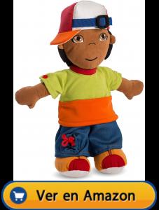 Motricidad fina | Actividades, juegos y juguetes | Muñeco blandito abroches diversidad latinoamericano | A partir de 2 años