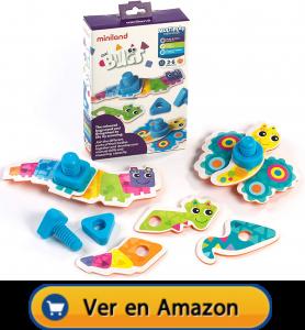 Motricidad fina | Actividades, juegos y juguetes | Flexi Bugs | A partir de 2 años