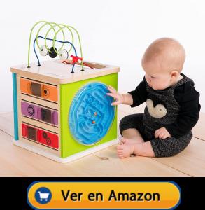 Motricidad fina | Actividades, juegos y juguetes | Cubo de actividades Baby Einstein | A partir de 1 año