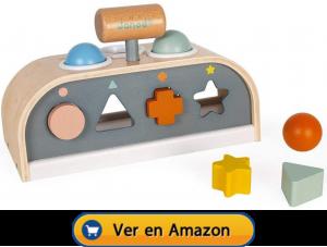 Motricidad fina | Actividades, juegos y juguetes | Juguete para golpear Sweet Cocoon | A partir de 1 año