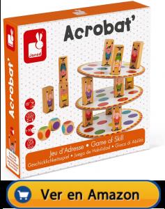 Motricidad fina | Actividades, juegos y juguetes | Juego de habilidad Acrobat | A partir de 5 años
